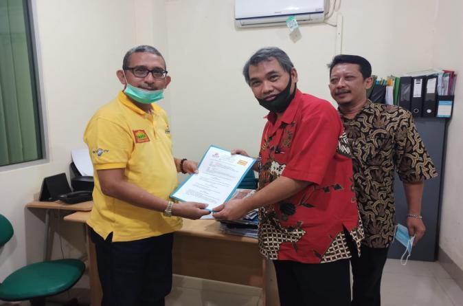 Prodi Kewirausahaan UMITRA Indonesia Jalin Kerjasama Dengan Master Fried Chicken
