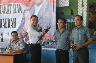 Pengabdian MAsyarakat UMITRA di Kemiling Permai 2016