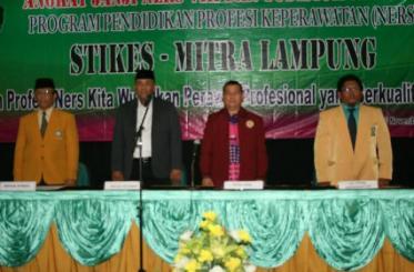Ankat Sumpah Ners STIKES Mitra Lampung